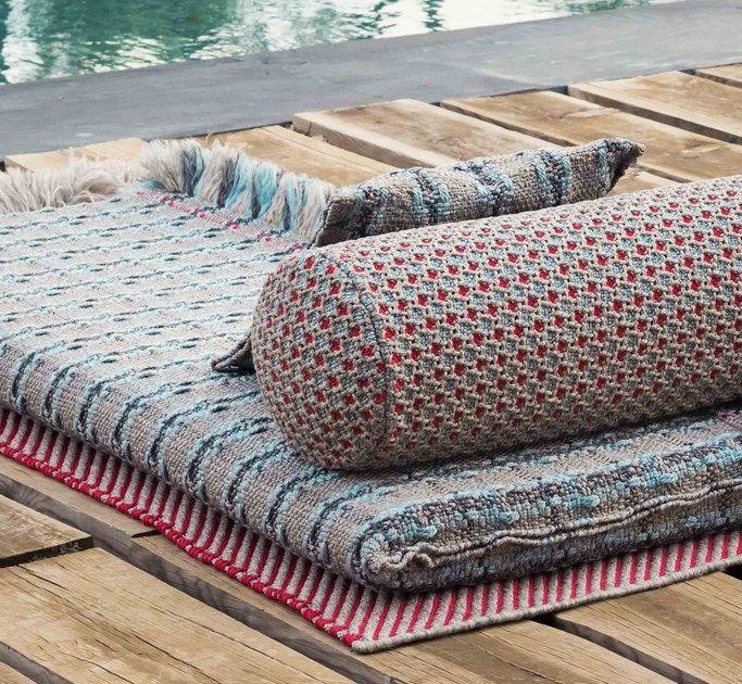 Garden Layers Rectangular Rug Garden Layers Collection By Gan
