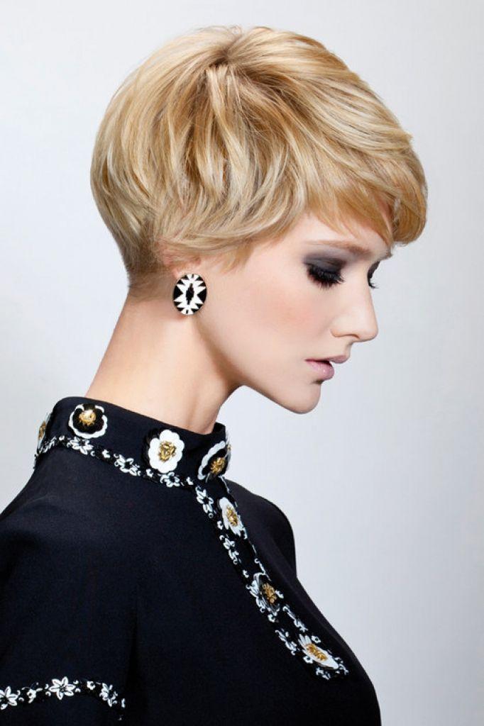 Haben frauen haare am after  Modische haarschnitte und haarfrbungen