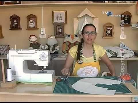CRIANDO 14 10 15 ALMOFADA DE AMAMENTAÇÃO - YouTube