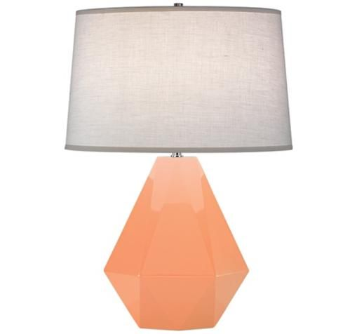 light: Angel, Abbey Lamps, Gemstone, Pink Lamps, Color, Coral Lamps, Orange Lamps, Peaches Lamps, Pretty Lamps