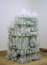 Tony Cragg- Cumulus, 1998.
