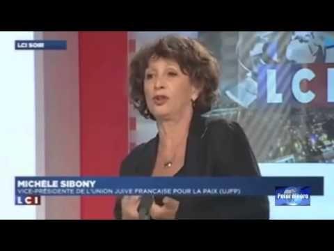 vérité sur Israël et la france à la télé! une juive sincère parle aux jo...