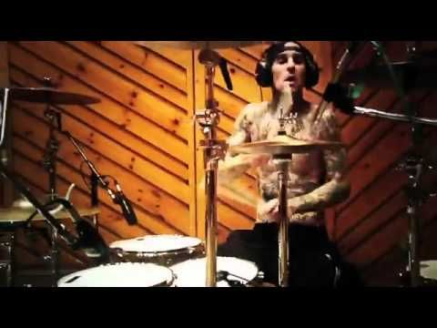 Travis Barker - Drum Solo & Warm Up  Yeah you can refer to him as God.
