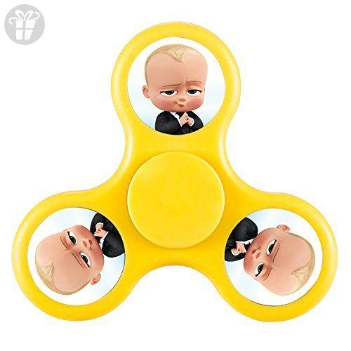 Boss Stress Relief Toys : Elipo the boss baby fidget spinner finger toy for stress