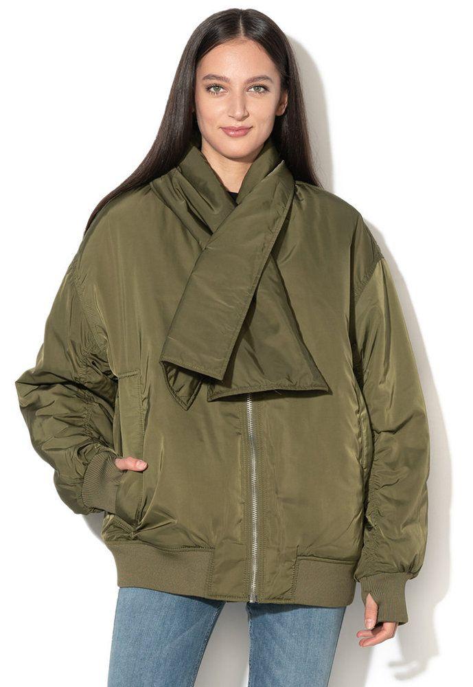 a2227187d68 Дамско #Яке бомбър - Cheap Monday Cheap Monday, Military Jacket, Raincoat,  Rain