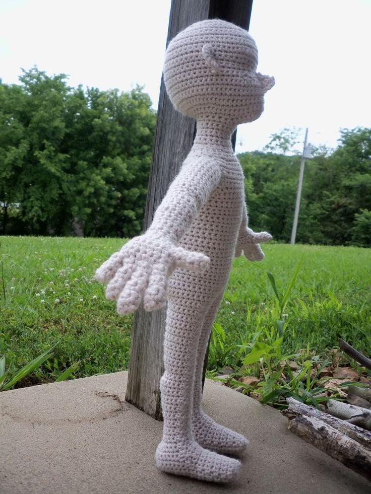 35 Best Crcohet Doll Body Images On Pinterest Crochet Toys