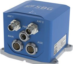 SBG Systems to announce a new generation of the Ekinox Series inertial sensors.