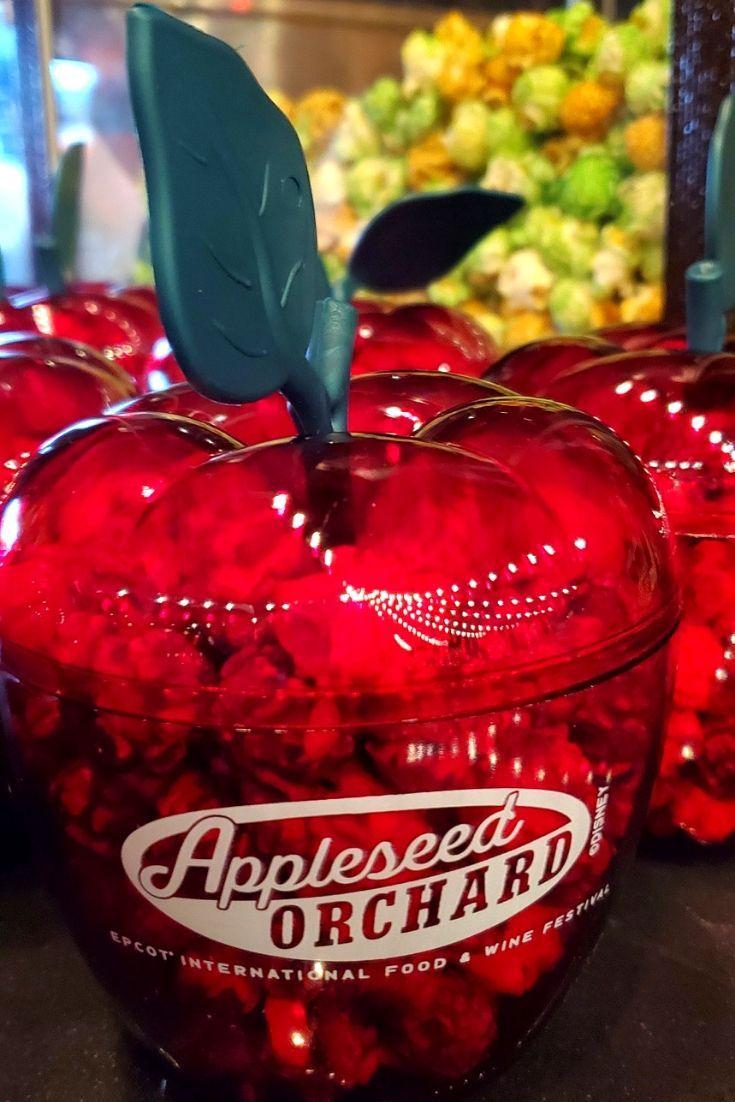 Neige Apple Ice Wine At Disney World Trading Post Refreshments Epcot Food Disney World Tips Tricks Epcot