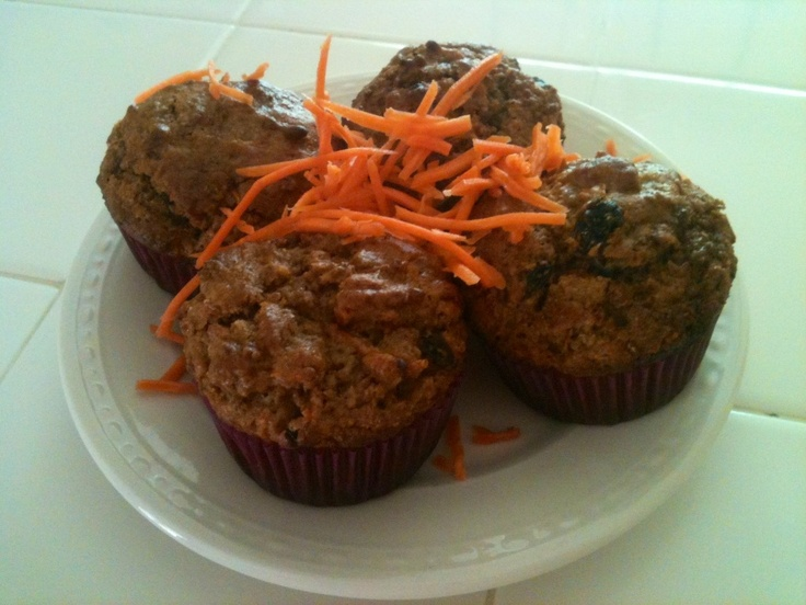 Carrot Bran Muffins: Bran Muffins, Carrots Bran, Mitron Bakeries