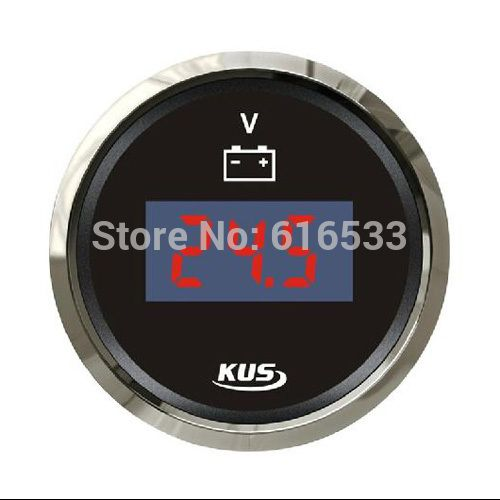 Find More Information about Black 52mm marine yacht motor boat car rv mechanical truck ammeter gauge 1pc 12/24V,High Quality boat mould,China boats and outboards for sale Suppliers, Cheap gauge red from YH Lighting Store on Aliexpress.com