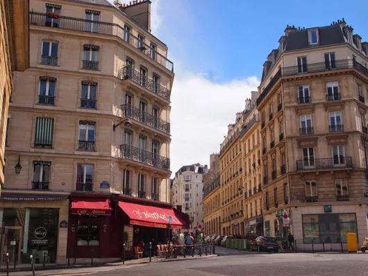 Los mejores hoteles de París por menos de... - Hotel Víctor Massé