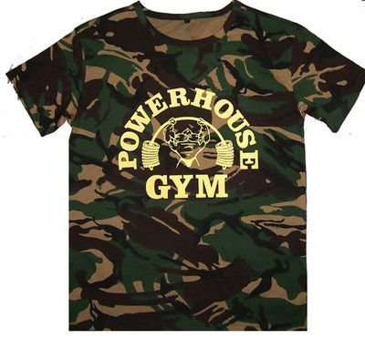 High quality Sport Muscle Gasp/Golds Gym T Shirts