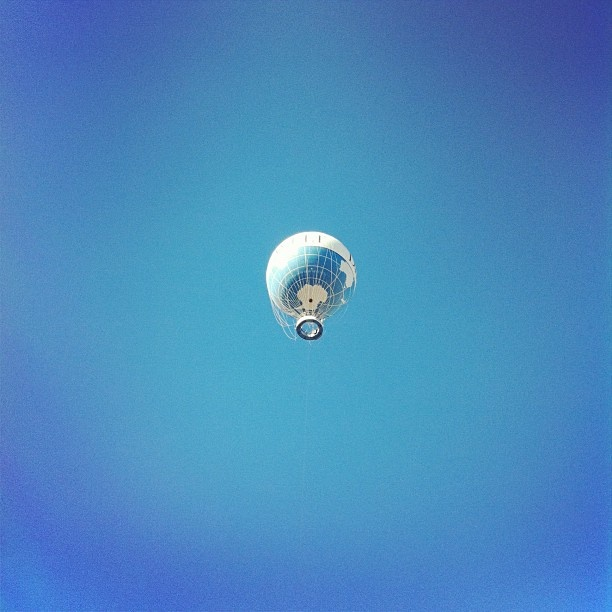 Die Welt Air Balloon