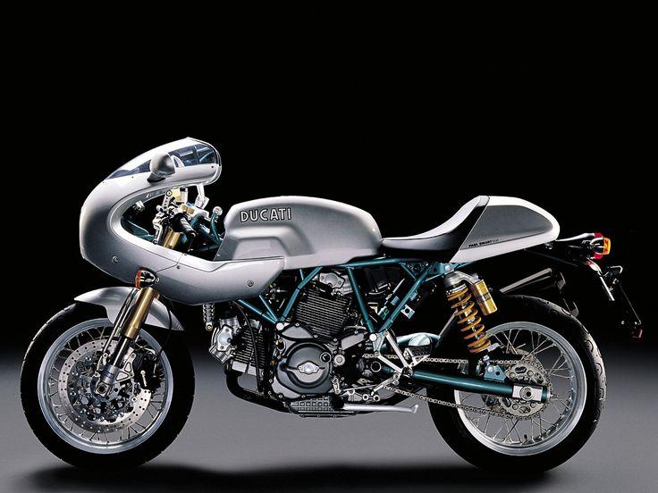 Ducati Sport Classic 1000 Paul Smart Moto Neo Retro 992cc