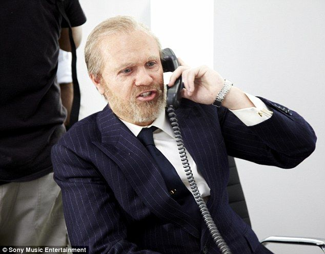 Irish heartthrob Niall looks the spit of business magnate Sir Alan Sugar in the music video for new single Best Song Ever