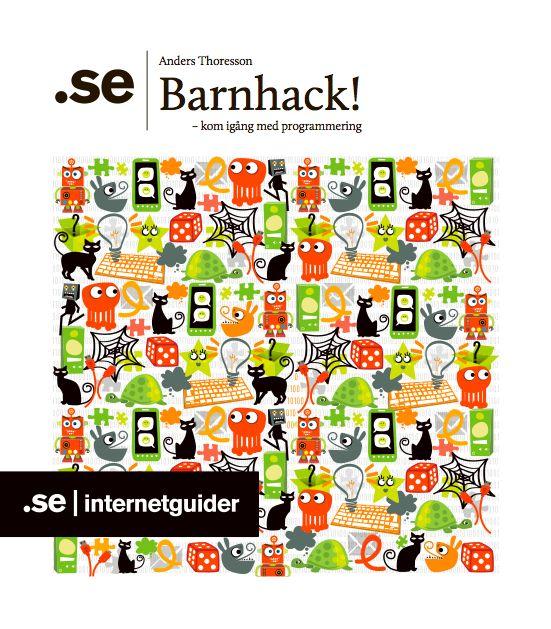 Barnhack – programmeringsskola från .SE | .SE