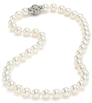 Japanese Hanadama pearls