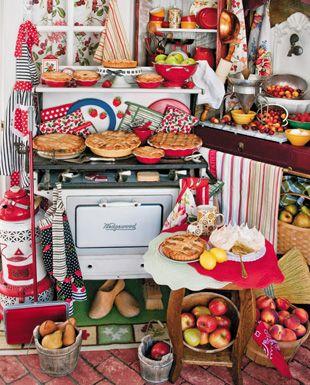 Grandma's Kitchen, a 1000 piece jigsaw puzzle by Springbok Puzzles.