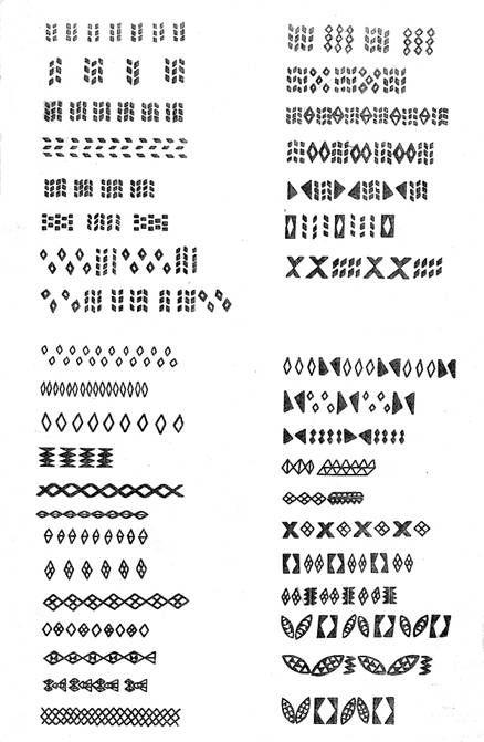 more kapa designs