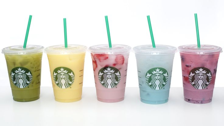 How to Taste the Starbucks Rainbow Drinks For a Fraction of the Price: If you are a fan of Starbucks's whole new line of rainbow drinks but don't want to keep running to the store every time you have a craving, well, you're in luck because we've figured out how to make them, and they taste just as good as the originals!