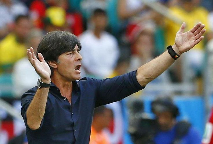 Joachim Löw, 54, German, Germany Coach of World Cup 2014 in Brazil