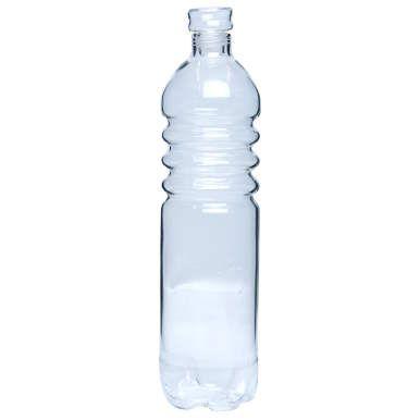 Verkratzte Kunststoffflaschen mit Saft oder Wasser sehen auf dem gedeckten Tisch nicht gerade gut aus. Doch auch das Umfüllen in eine Karaffe hat seine Tücken: Oft kann das gute Teil zum Frischhalten nur mit Folie verschlossen werden und nimmt im Kühlschrank viel Platz weg, weil es nicht in die Ablage in der Tür passt. Die Alternative: Sie steigen auf die Refill-Glasflasche mit separatem Verschluss um. Ihre Form ist einer typischen PET-Flasche nachempfunden und die Rillen im oberen ...