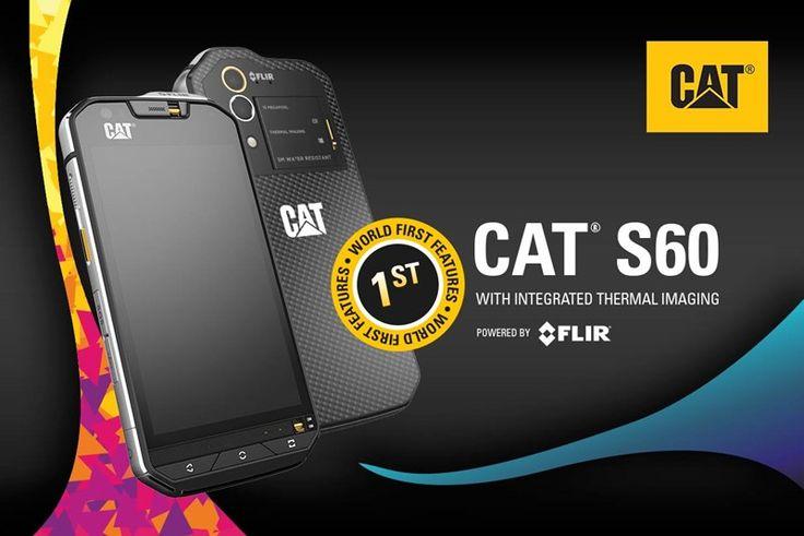 CAT S60, il primo smartphone al mondo con fotocamera termica  #follower #daynews - http://www.keyforweb.it/cat-s60-il-primo-smartphone-al-mondo-con-fotocamera-termica/