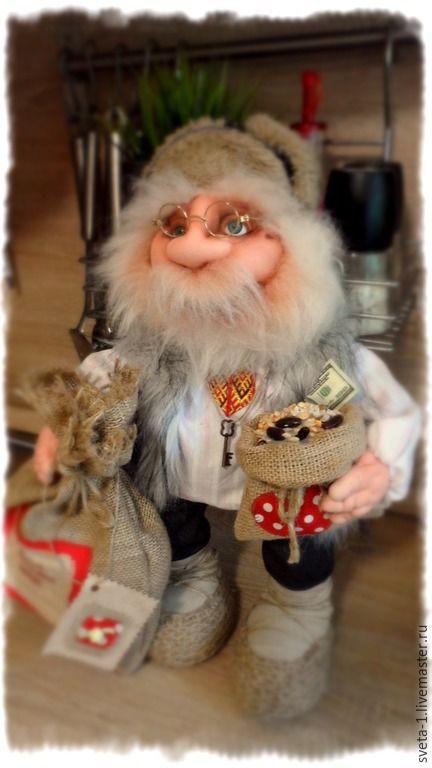 Купить ДОМОВОЙ - оберег для дома, оберег для семьи, подарок на любой случай, домовой, интерьерная кукла