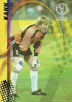 2002 Panini World Cup #50 Oliver Kahn Front