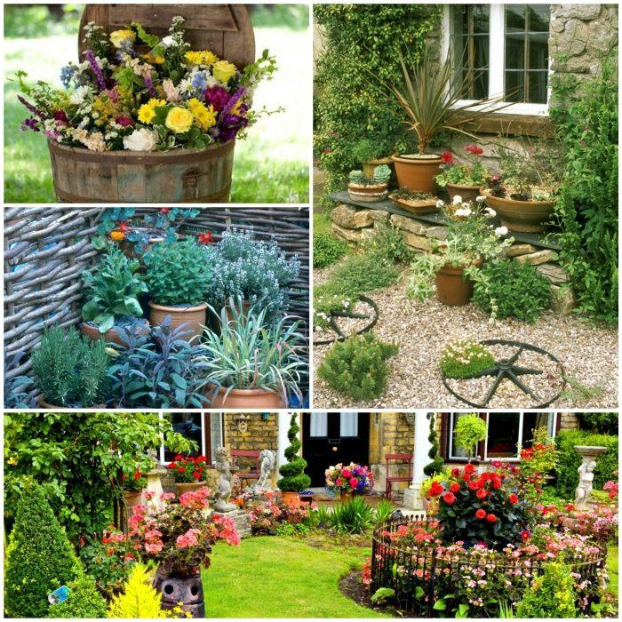 127 besten Gartengestaltung u2013 Garten und Landschaftsbau Bilder auf - gartendekoration aus holz