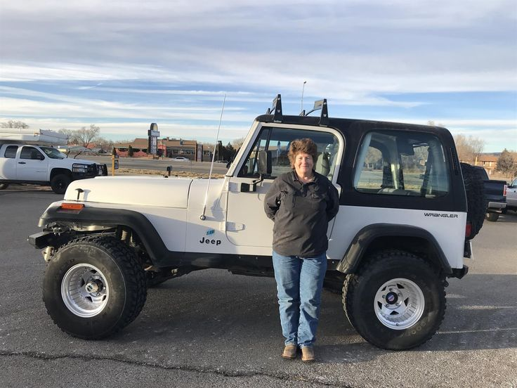 Awesome! Congratulations to RHONDA on your new 1995 Jeep  wrangler!  Thank you again, Pre Owned Cars & Trucks and John Hager.
