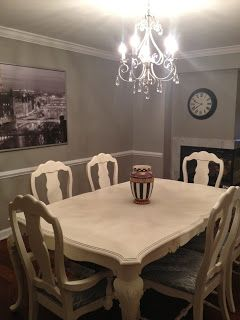 Love The Find: Shabby Chic Dining Room