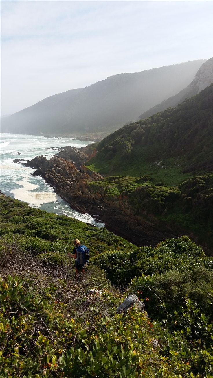 The Otter Trail in South Africa #hike