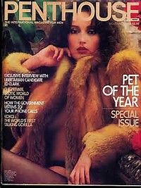 Image result for 1980 penthouse magazine covers