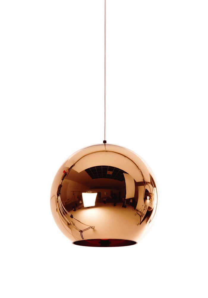 Copper Shade Taklampa | Tom Dixon | Länna Möbler