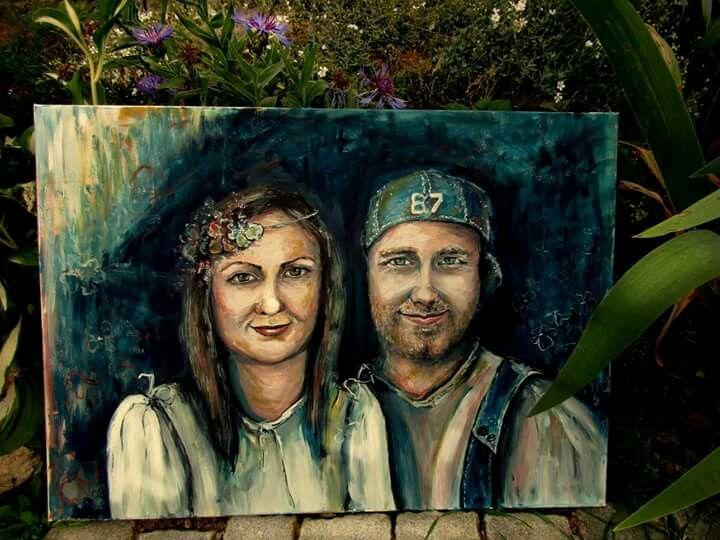 Happy married, Milu a Vojta