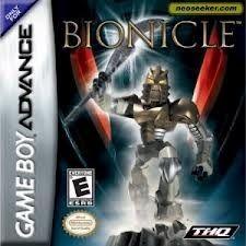 Bionicle - Game Boy Advance Game