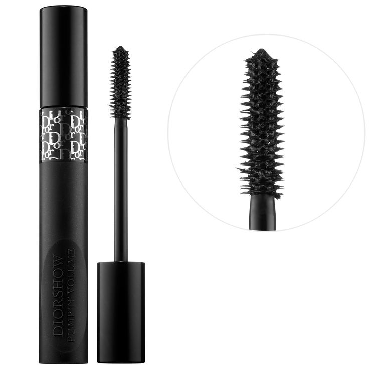 Shop Dior's DiorshowPump 'N'Volume Mascara at Sephora. The squeezable mascara has a fully loaded brush for instant, extreme lash volume.