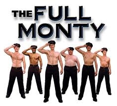 The Full Monty  Dave: Anti-wrinkle cream there may be, but anti-fat-bastard cream there is not.