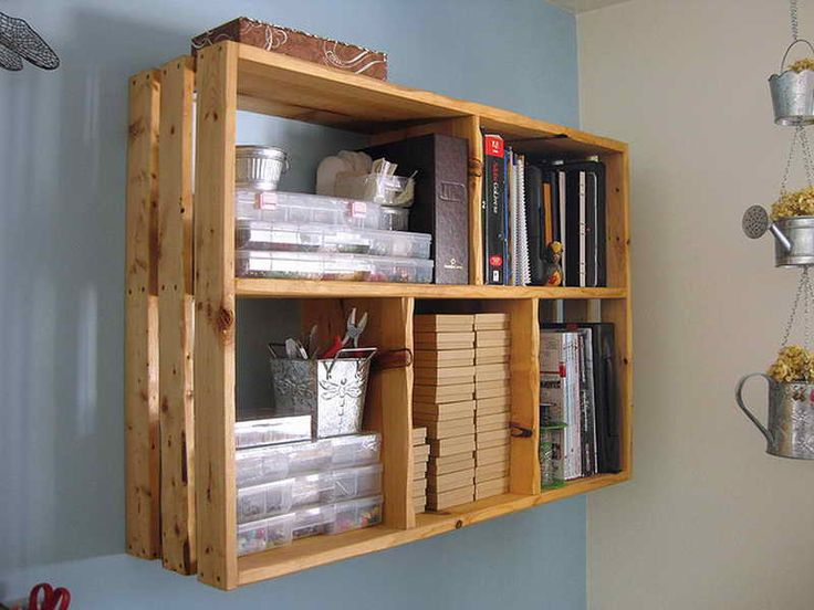 We recommend you to see what kind of creative bookshelves ideas you can make with your own hands. There are ideas for every room of your home.
