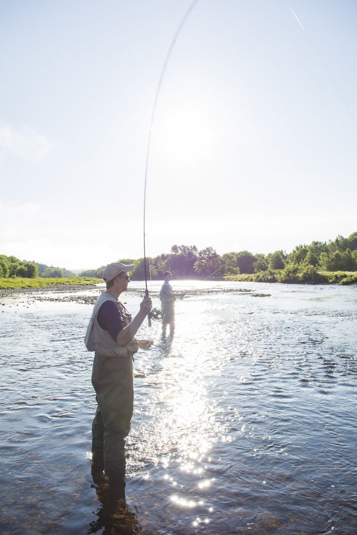 Planning a fishing vacation? We've got just the thing to tempt your inner angler. Here are all the great ways to go fishing in New Brunswick.