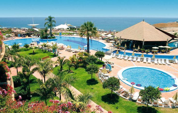 maspalomas gran canaria | ... Meloneras Palace - Maspalomas - Gran Canaria - Canarische Eilanden