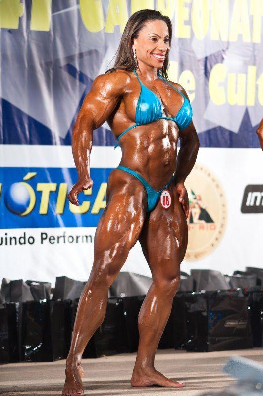Roberta Toth | Female Bodybuilders I Admire :) | Pinterest