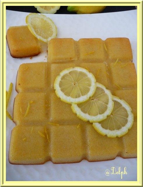 Pavé au citron