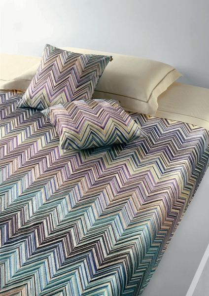 Missoni Quot Janet Quot Embroidered Duvet Cover And Pillows Love