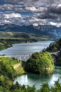 Val di Non, Trentino by Patrick de Aliprandini #valdinon #italy #holiday