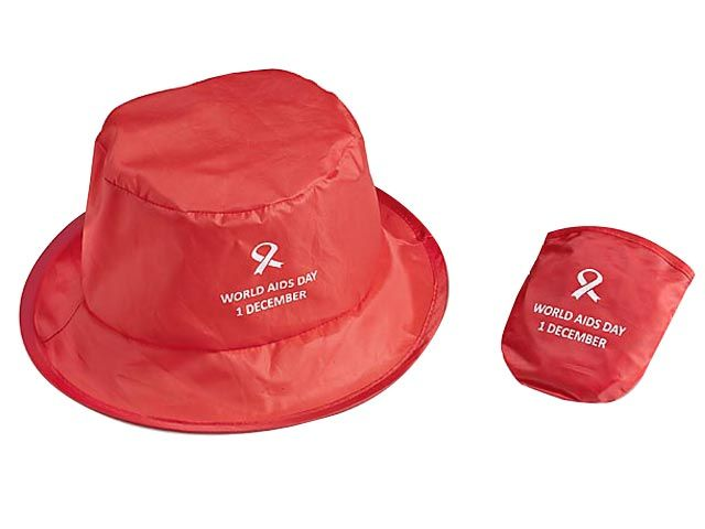 Aids Folding Hat at Caps | Ignition Marketing Corporate Clothing