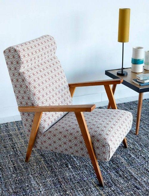 les 25 meilleures id es de la cat gorie tissu pour fauteuil sur pinterest tapisser une chaise. Black Bedroom Furniture Sets. Home Design Ideas
