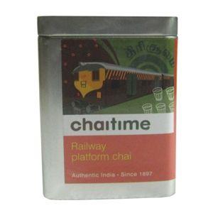 Chai Time - Railway Platform Chai #Tea #ChaiTime #RailwayPlatformTea #Refreshing #Aroma #Taste #Railway #Trains