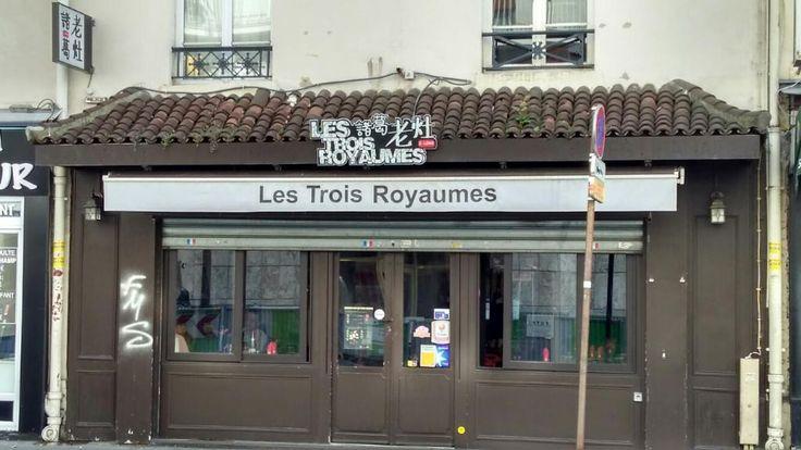Découvrez Les Trois Royaumes (22 rue Frémicourt, 75015 Paris) avec toutes les photos du quartier, le plan d'accès, les avis et les infos pratiques : horaires, ...